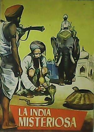 La India Misteriosa.: FLORES, Lázaro.-