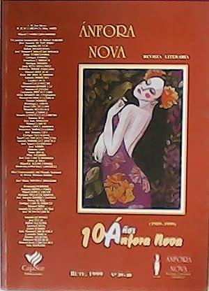 Ánfora Nova. Revista Literaria (1989-1999). Nº 39-40.: VV. AA.-