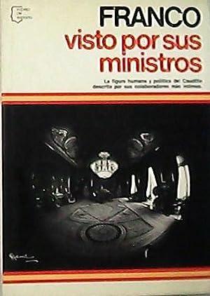 Franco visito por sus ministros. La figura: VV.AA.-
