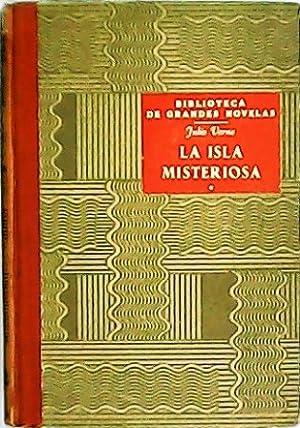 La isla misteriosa (Tomos I y II).: VERNE, Julio.-