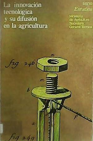 La innovación tecnológica y su difusión en: GARCÍA FERRANDO, Manuel.-