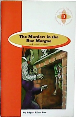 The Murders in the Rue Morgue and: POE, Edgar Allan.-