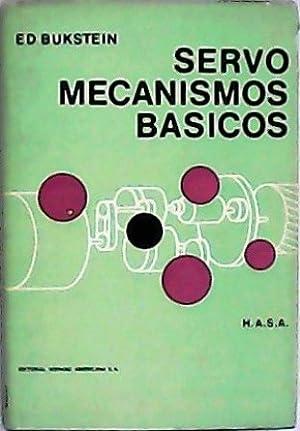 Servomecanismos básicos. Traducción de Antonio Mas Fernández-Yañez.: BUKSTEIN, Ed.-