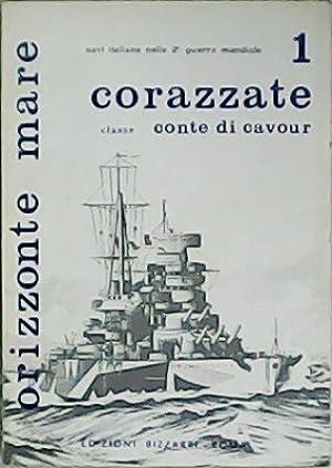 Orizonte Mare: Corazzate classe Conte di Cavour: BARGONI, Franco y