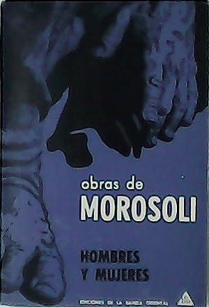 Hombres y mujeres. Tomo III.: MOROSOLI, J. J.-