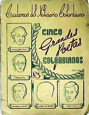 Cuadernos del Noticiario Colombiano nº 5. Cinco: VV. AA.-