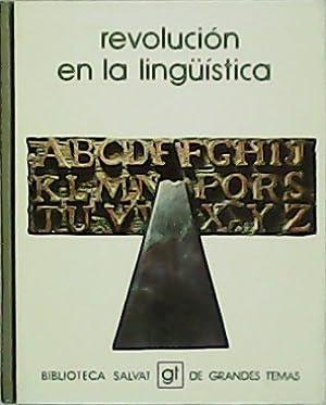 Revolución en la lingüística.: BLECUA, José Manuel