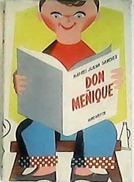 Don Meñique. Portada y viñetas de Páez: JIJENA SÁNCHEZ, Rafael.-
