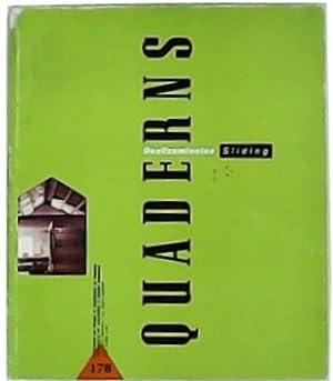 Quaderns d Arquitectura i Urbanisme nº 178: VV. AA.-