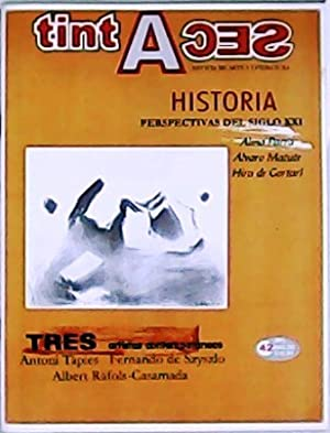 TINTA SECA Nº 42. Revista de arte: VV. AA.-