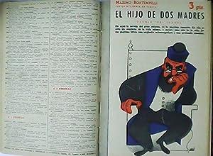 NOVELAS Y CUENTOS. Revista literaria. Publicación semanal.: VV. AA.-