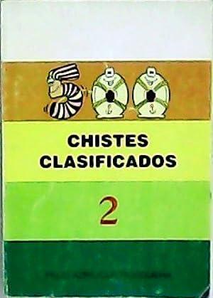 500 chistes clasificados. Tomo 2.: AZPILICUETA VIGUERA, Félix.-