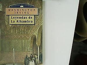 Leyendas de La Alhambra.: IRVING, Washington.-