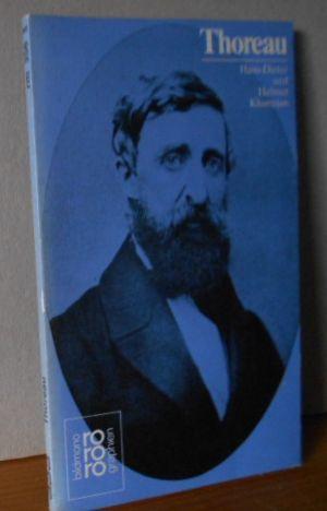 Henry D. Thoreau. mit Selbstzeugnissen u. Bilddokumenten dargest. von Hans-Dieter u. Helmut Klumpjan. [Den Anh. besorgten d. Autoren] / Rowohlts Monographien ; 356 - Klumpjan, Hans-Dieter und Helmut Klumpjan
