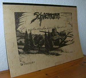 und am nächsten Morgen finde ich Asche, Regen und mich: Schiemann, K.D.: