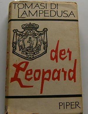 DER LEOPARD Roman: Tomasi di Lampedusa,