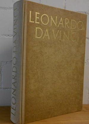 Leonardo da Vinci. Aus dem Italienischen von Kurt Karl Eberlein.: Leonardo da Vinci: