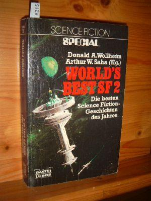 World's best SF 2. Science Fiction-Stories. Bastei-Lübbe-Taschenbuch 24044.