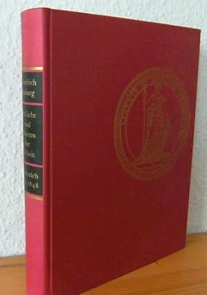 IM LICHT UND SCHATTEN DER FREIHEIT. Frankreich 1789-1848 - Bilder und Texte: Sieburg, Friedrich: