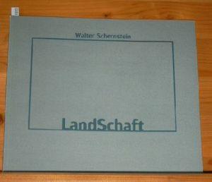 LandSchaft : Photoarbeiten von Walter Schernstein ,: Uelsberg, Gabriele: