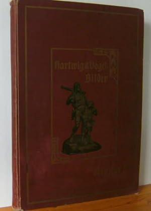 Hartwig & Vogel-Bilder. Album 3. [Personal ca. 3000, 48 Medaillen und Ehrendiplome. HARTWIG &...