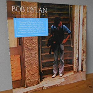 Street legal. Contains All New Songs [all: Dylan, Bob, Bob