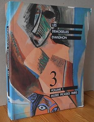 LES DEMOISELLES D'AVIGNON: 3 volume 1 -: Seckel (Commissaire), Hélène: