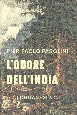 L'odore dell'India: PASOLINI, Pier Paolo
