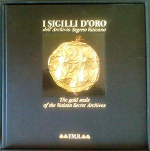 I sigilli d'oro dell'Archivio Segreto Vaticano. The: MARTINI, Aldo (a