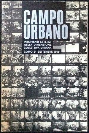 Campo urbano. Interventi estetici nella dimensione collettiva: CARAMEL, Luciano; MULAS,