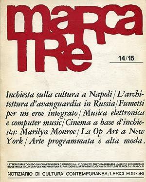 Marcatre n. 14/15 maggio-giugno 1965: MARCATRE NOTIZIARIO DI
