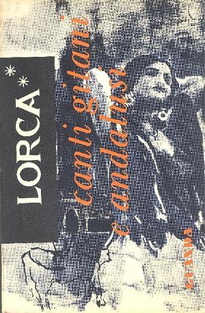Canti gitani e andalusi: GARCIA LORCA, Federico