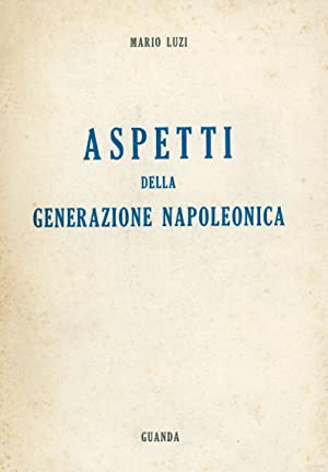Aspetti della generazione napoleonica: LUZI, Mario (Castello