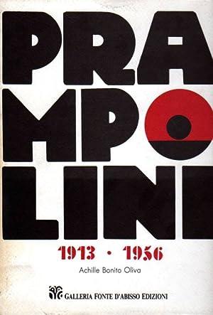 Prampolini 1913-1956: PRAMPOLINI - Bonito