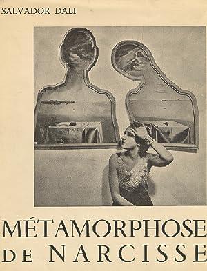 Métamorphose de Narcisse: DALI' Salvador