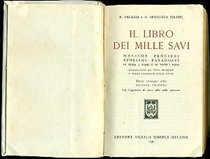 Il libro dei mille savi: PALAZZI Fernando, SPAVENTA