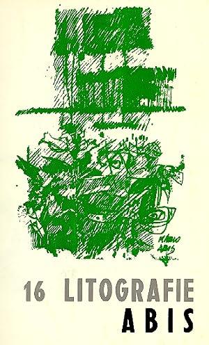 16 litografie di Abis: ABIS - Apollonio Umbro (testo di)