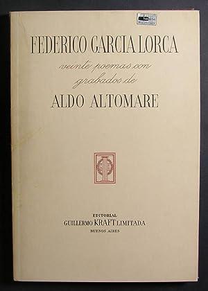 Veinte poemas de Federico Garcia Lorca: ALTOMARE - GARCIA