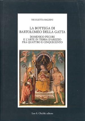 La bottega di Bartolomeo della Gatta. Domenico: DELLA GATTA -