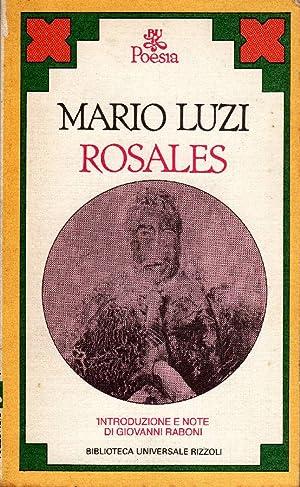 Rosales: LUZI, Mario (Castello