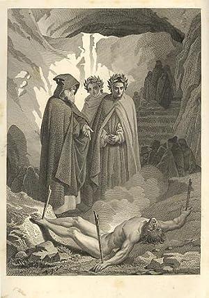 La Divina Commedia: ALIGHIERI, Dante (Firenze 1265 - Ravenna 1321)