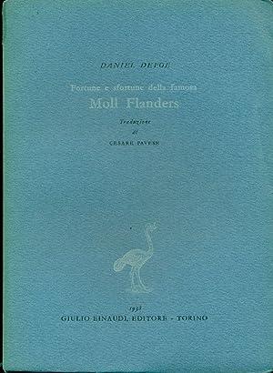 Fortune e sfortune della famosa Moll Flanders: DEFOE, Daniel (Londra