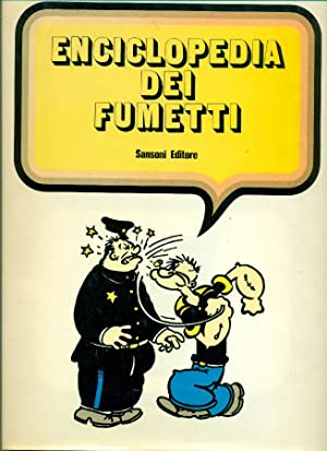 Enciclopedia dei fumetti: STRAZZULLA GAETANO (A