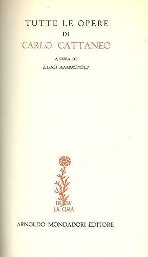 L'insurrection de Milan e gli altri scritti: CATTANEO Carlo (Milano