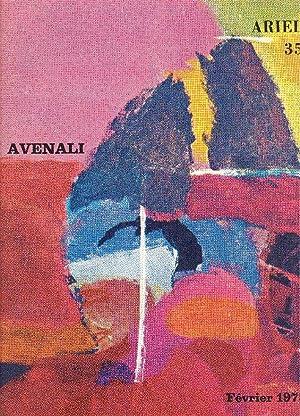 Avenali. Carte blanche au Studio Erre de: AVENALI, Marcello (Roma