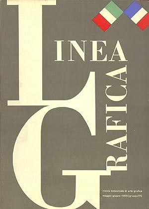 Linea Grafica. Maggio/Giugno, Anno XIV, N. 5/6: LINEA GRAFICA RIVISTA