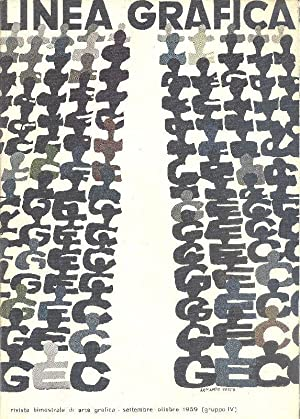 Linea Grafica. Settembre/Ottobre, Anno XIV, N. 9/10: LINEA GRAFICA RIVISTA