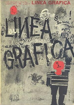 Linea Grafica. Settembre/Ottobre, Anno XV, N. 9/10: LINEA GRAFICA RIVISTA