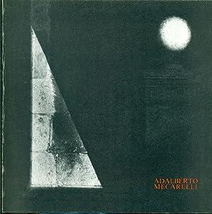 Adalberto Mecarelli. Entre ombre et lumière. Oeuvres: MECARELLI Adalberto