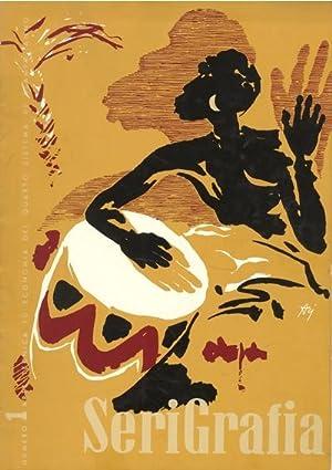Serigrafia. Direzione tecnica di Aristide Drusiani: SERIGRAFIA. ARTE TECNICA